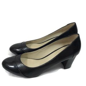 Naturalizer N5 Comfort Black Pumps Size 9.5